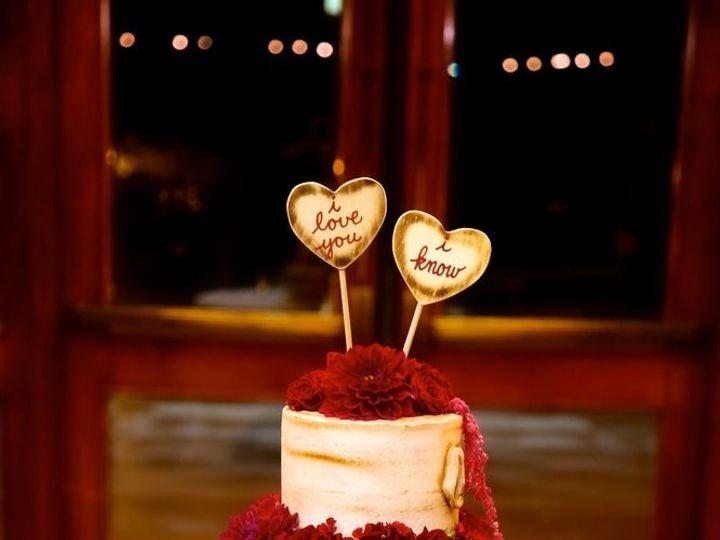 Tmx 1469540322753 O 3 Ventura, California wedding cake