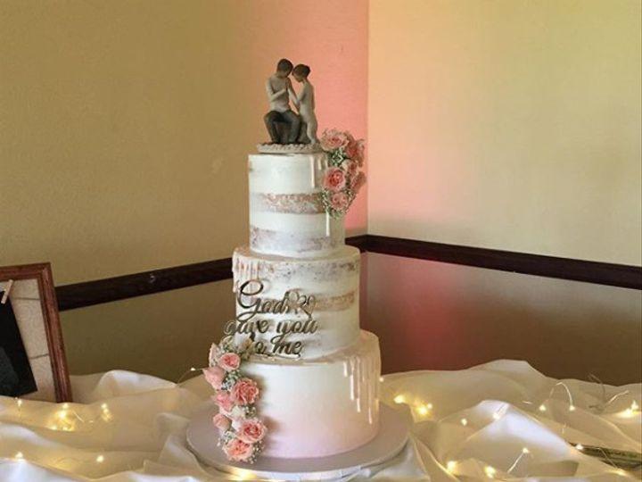 Tmx 1515088902713 Gift Of Taste 7 Ventura, California wedding cake