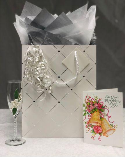 Deluxe wedding bag