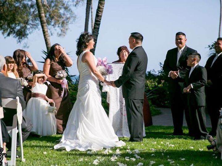 Tmx 1376533185733 Janet And Patrick Ceremony Santa Maria wedding planner