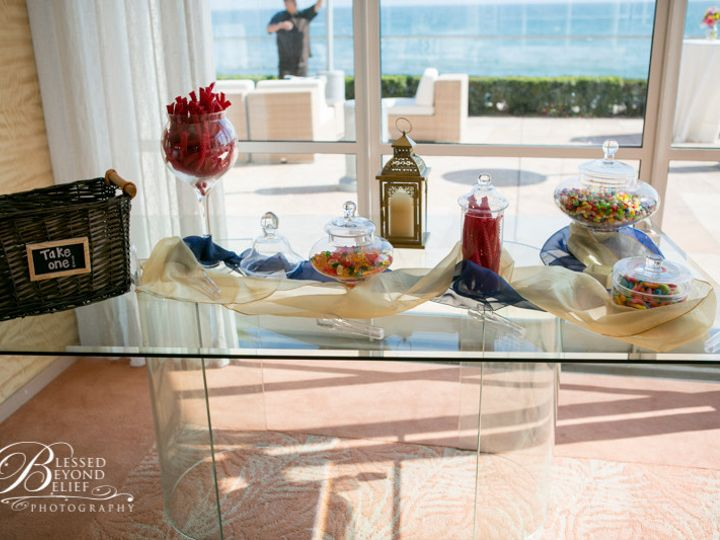 Tmx 1423860838356 Jessica  Eric Saunders Wed Candy Buffet 2 Santa Maria wedding planner