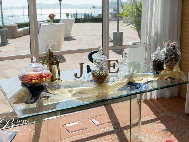 Tmx 1423860850048 Jessica  Eric Saunders Wed Candy Buffet 5 Santa Maria wedding planner