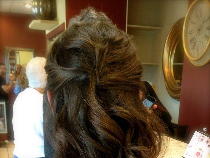 Tmx 1430155134922 Szbunettelongcurls Wilmington, DE wedding beauty