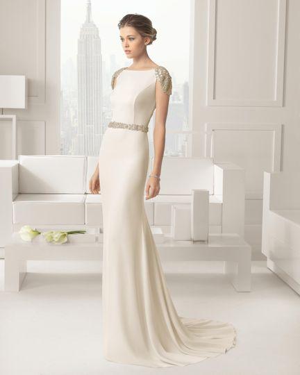 ROSA CLARA 2015 new collection at Nouvelle Vogue Bridal