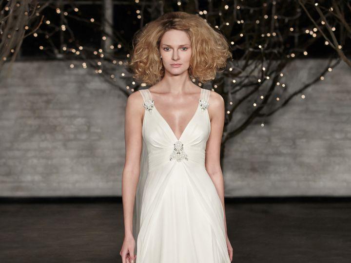 Tmx 1386727350932 22 Jpb531 Ellie  San Mateo wedding dress