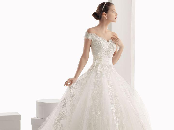 Tmx 1386807036326 Vestidodenoviarosaclara139  San Mateo wedding dress