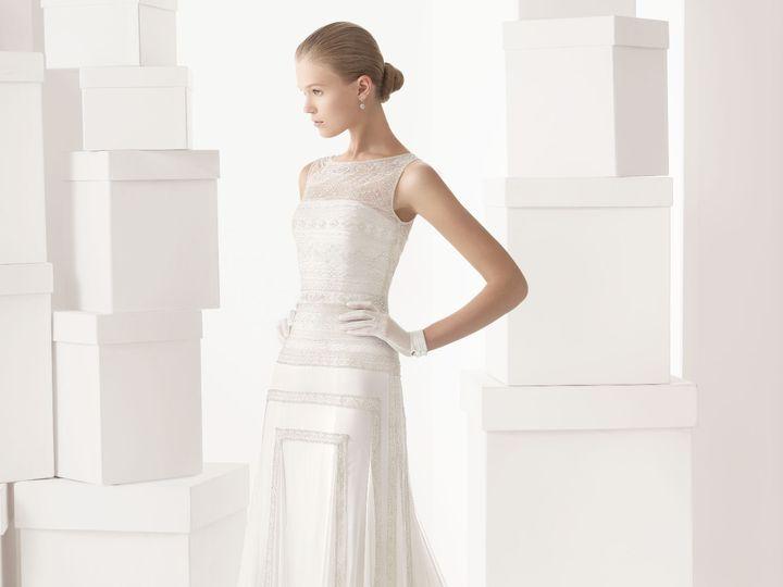 Tmx 1386807071054 Vestidodenoviarosaclara165  San Mateo wedding dress