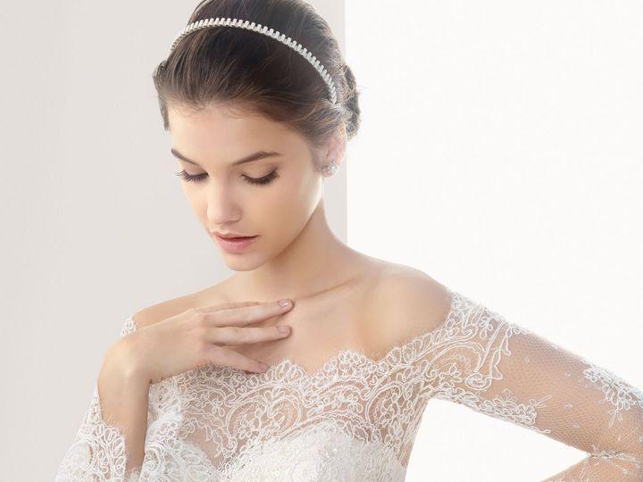 Tmx 1386807132714 Vestidodenoviarosaclara217 A  San Mateo wedding dress