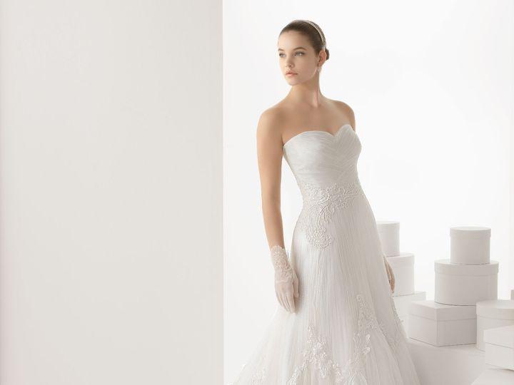 Tmx 1386807162857 Vestidodenoviarosaclara237  San Mateo wedding dress