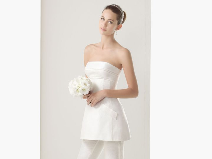 Tmx 1386807281650 Vestidodenoviarosaclara271  San Mateo wedding dress