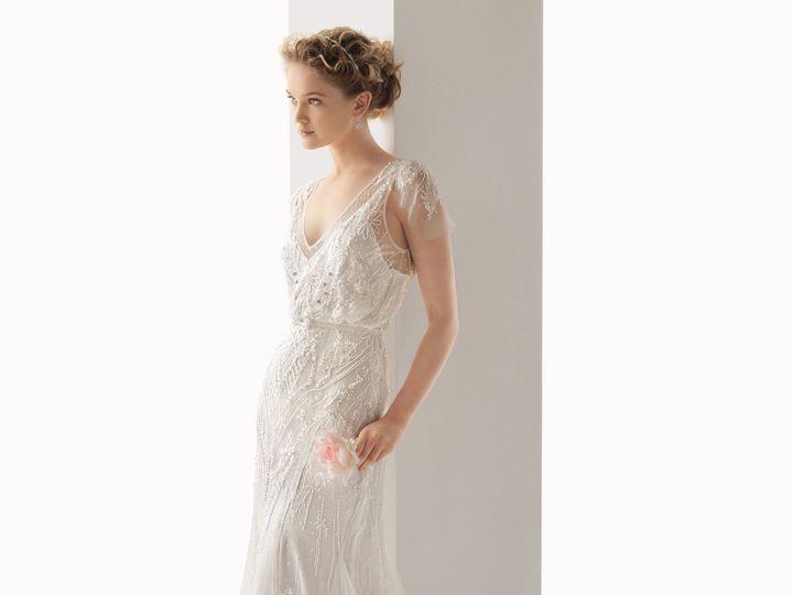 Tmx 1386807398237 Vestidodenoviasoft201  San Mateo wedding dress