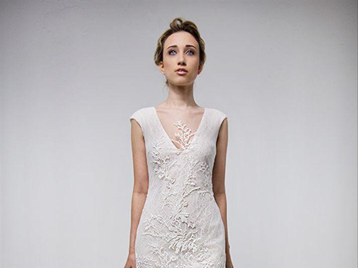 Tmx 1386899936342 Francesca Miranda S14 02adetail  San Mateo wedding dress