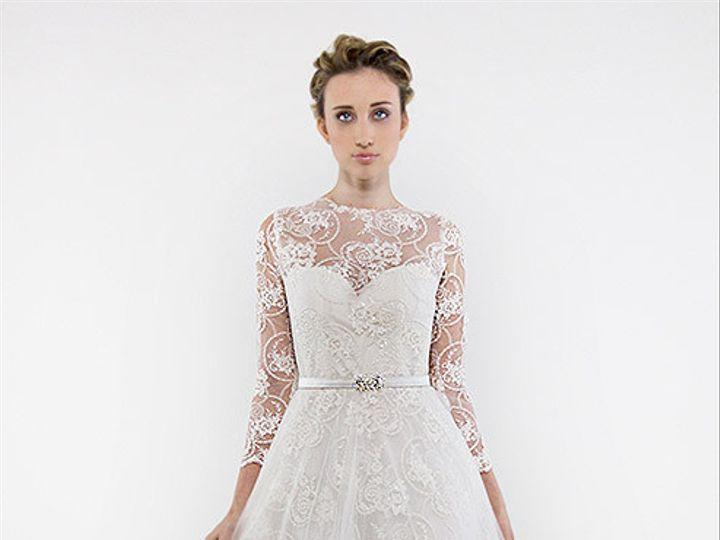 Tmx 1386899985598 Francesca Miranda S14 05adetail  San Mateo wedding dress