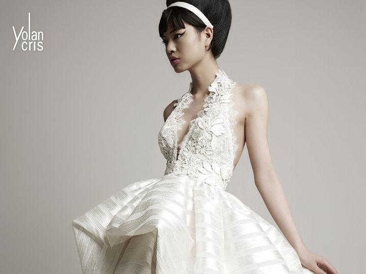 Tmx 1403731970353 Lavagna 2 San Mateo wedding dress