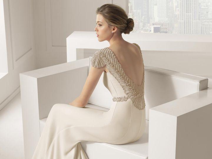 Tmx 1418866159222 Rc105saboyab0082 San Mateo wedding dress