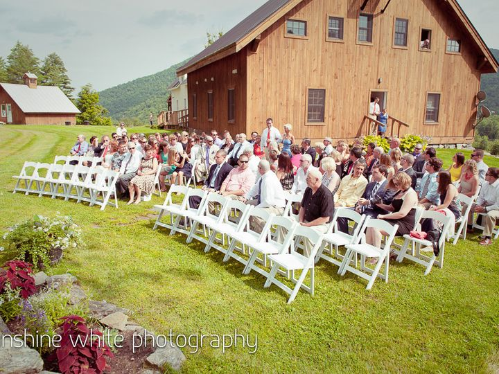 Tmx 1430097431995 Ameefarmwedding 14 Pittsfield, VT wedding venue