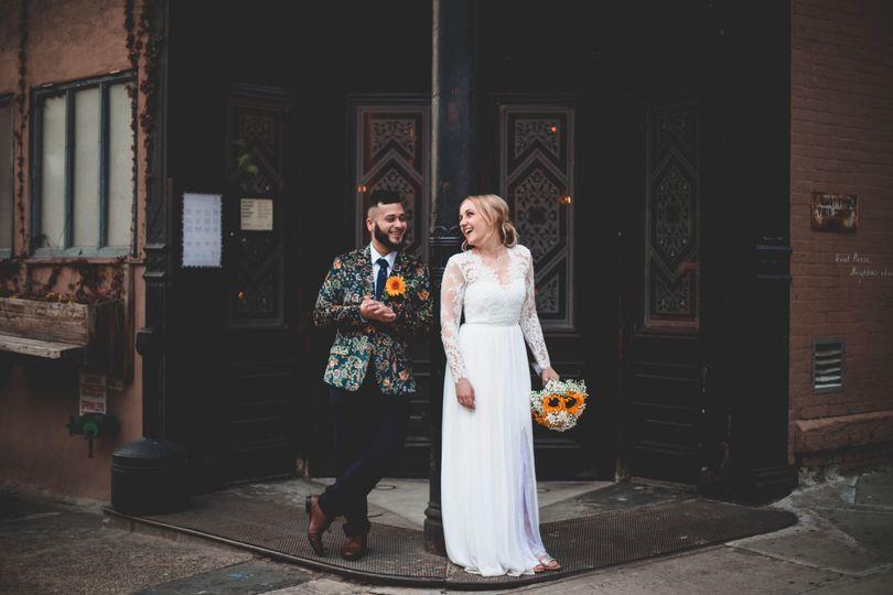 Brooklyn Wedding Style