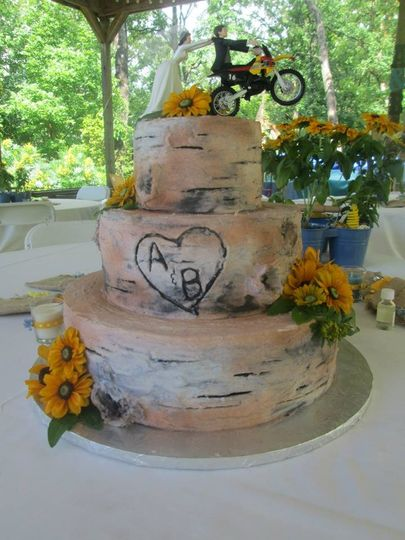 wedding cakes st peters mo sweet ideas wedding cake peters mo weddingwire 25549