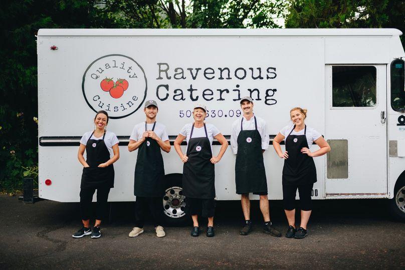 Ravenous Catering