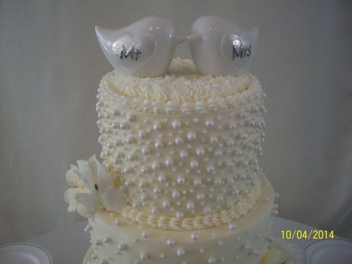 Tmx 1420477721421 1004576 Burlington wedding cake