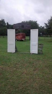 Tmx 1429375758314 Doors Wedding1 New Smyrna Beach wedding rental