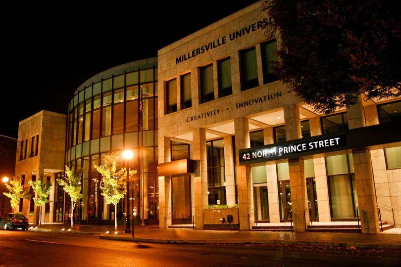 the ware center millersville university 5