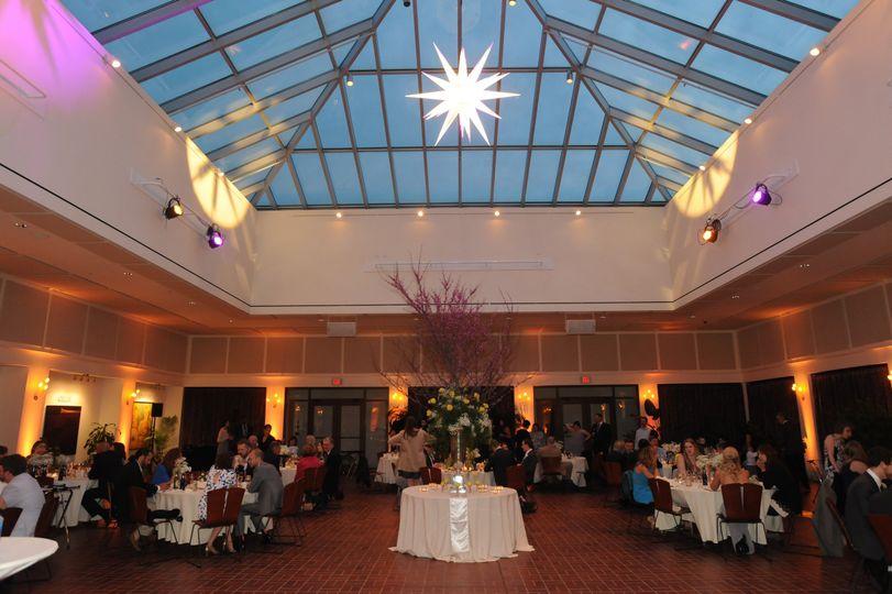 The Ware Center - Millersville University Reception area