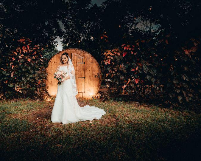 Melany & Douglas Wedding