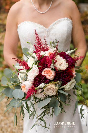 Lindsay bouquet