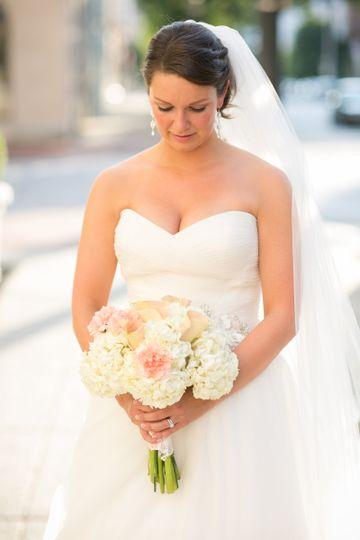 lindsey danny wedding lindseys bouquet