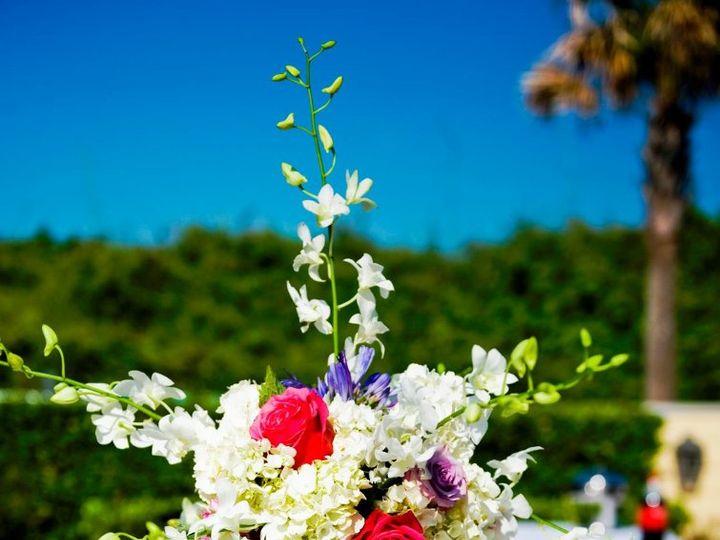 Tmx 1354393844938 AshleyandBrookscenterpieceforweddingwire Reisterstown, MD wedding florist