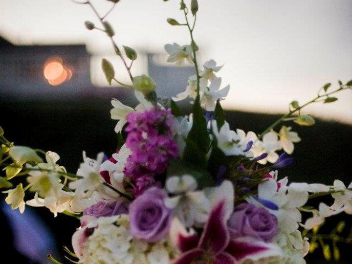 Tmx 1354393916121 AshleyandBrooksCenterpieceatnightforWeddingWire Reisterstown, MD wedding florist