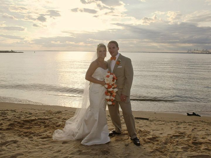 Tmx 1361298886260 AllieandToddforWeddingWire Reisterstown, MD wedding florist