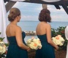 Tmx 1414800116399 Lauren Byrd Bridesmaid Bouquet S Reisterstown, MD wedding florist