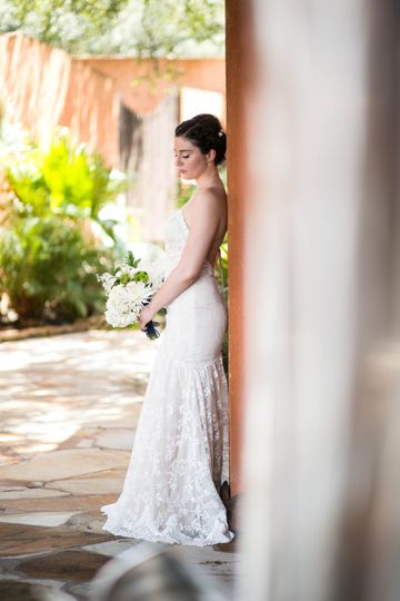 Lisa's Bridal Photos