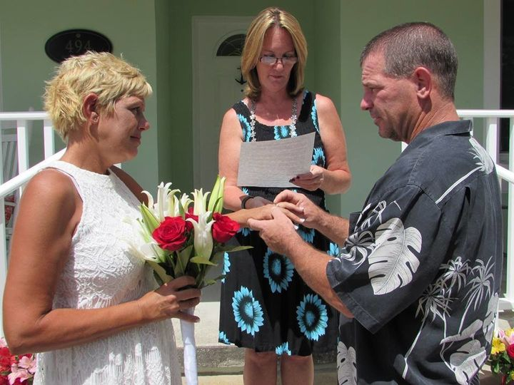 Tmx 1503865159712 146911471808049106109082911189400096726975n Cocoa Beach, FL wedding officiant