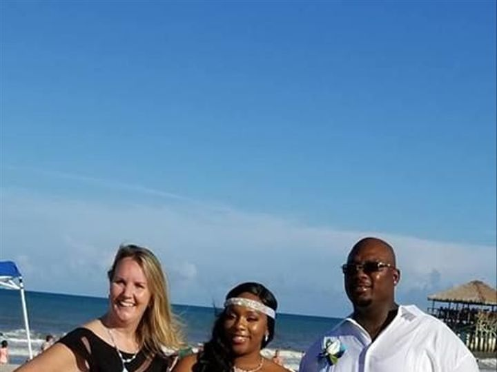 Tmx 1535072515 0b136331d806d1b3 1535072514 2baabdd255068788 1535072514517 2 B Cocoa Beach, FL wedding officiant