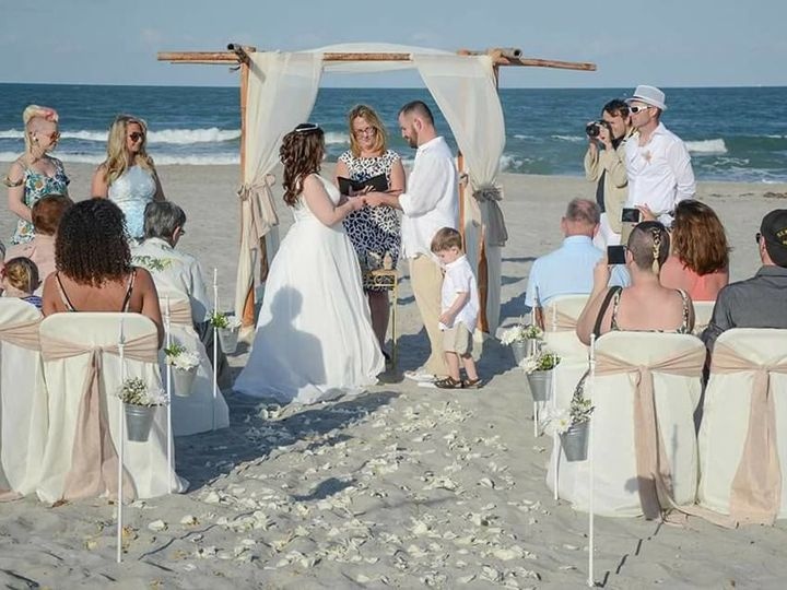 Tmx 1535072515 8607d369841d21bf 1535072514 Db63005d40150466 1535072514518 5 E Cocoa Beach, FL wedding officiant