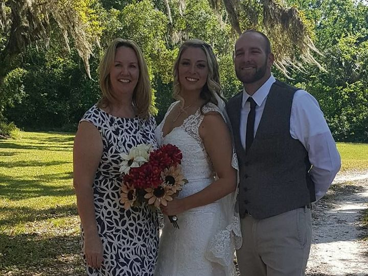 Tmx 1535072515 96ac8f531000ba66 1535072514 73030bc302cccd1a 1535072514520 6 F Cocoa Beach, FL wedding officiant