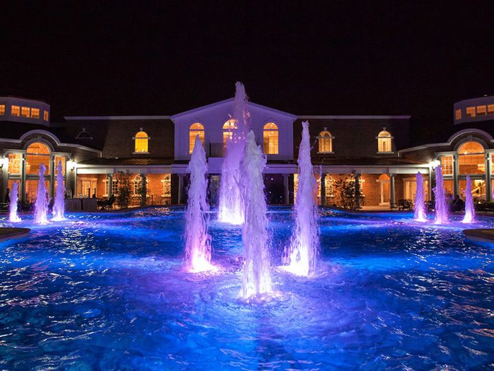 Tmx 1475365471851 Pool Area Night Northvale, New Jersey wedding venue