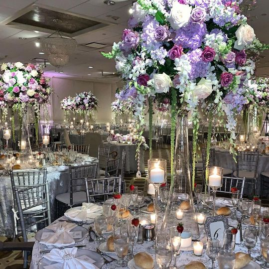 Centrepiece - North Hills Country Club