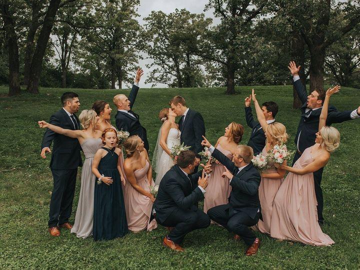 Tmx Bridal Party 51 902935 Saint Joseph, MN wedding venue