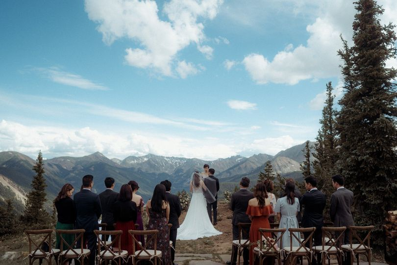 Ceremony Views - Mark Blake