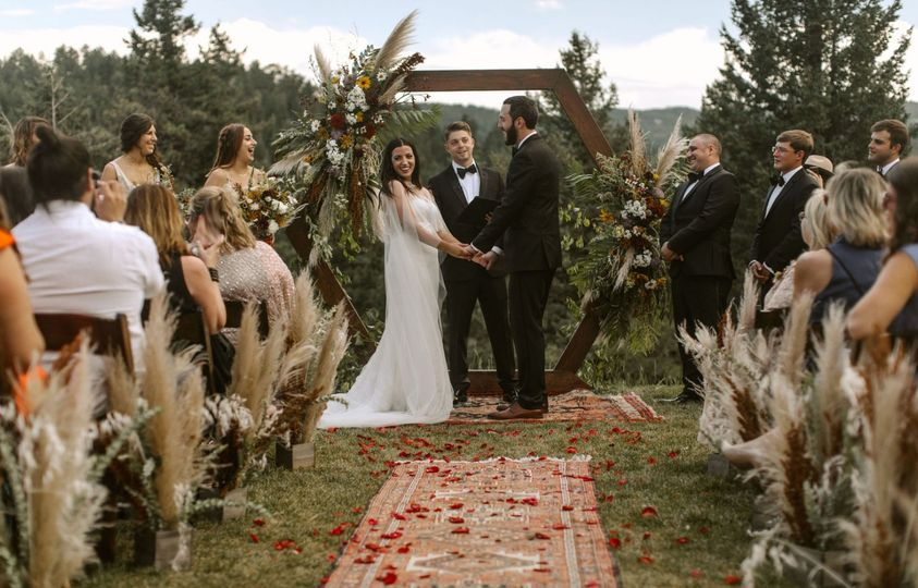 Ceremony - Redden Wood