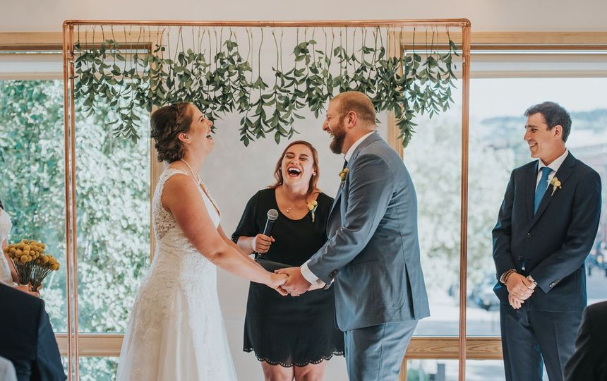 Ceremony Laughs - Jill Houser