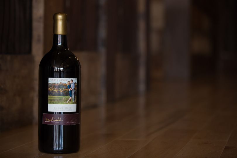 Create beautiful Personalized Wine with Custom Labels with WineShop at Home. In just a few minutes...