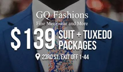 GQ Fashions Fine Menswear