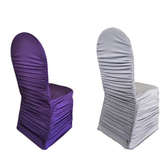 Clothed chairs