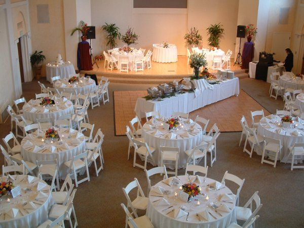 Sanctuary Reception