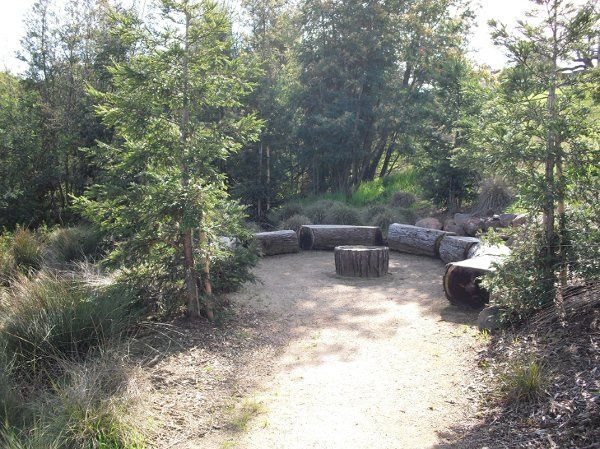 """Unity's Meditation Garden ~ A perfect setting for your """"first look"""" pictures and wonderful setting..."""